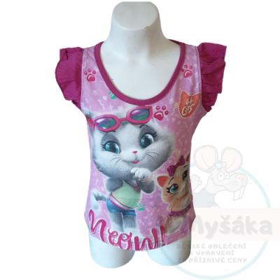 tričko cats