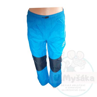 šusťákové kalhoty