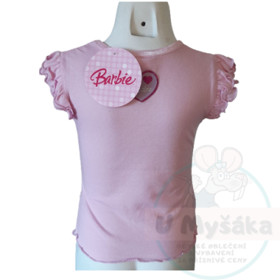 tričko barbie