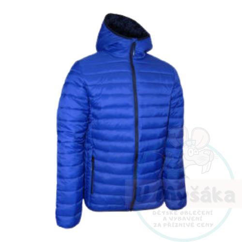 zimní bunda prošívaná
