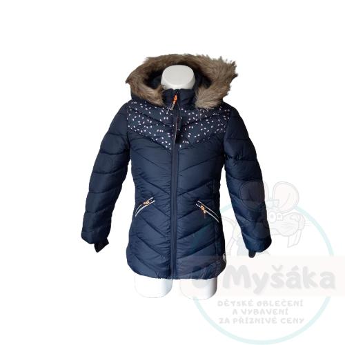 Zimní kabát dívčí