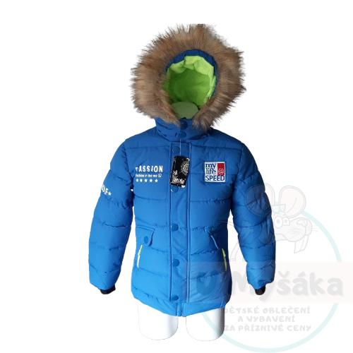 Zimní bunda extreme