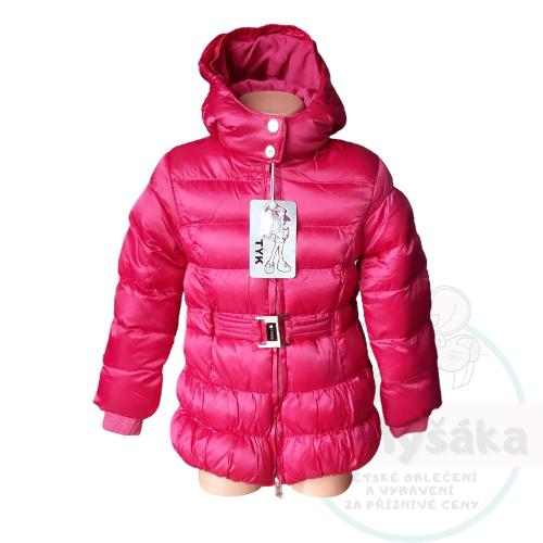 kabátek zimní dívčí